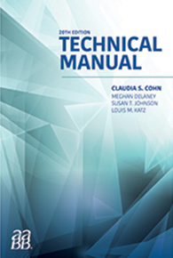Technical Manual, 20th Edition