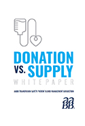 Donation vs. Supply White Paper